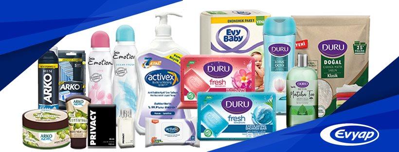 Evyap - Cosmetics Producer in Turkey