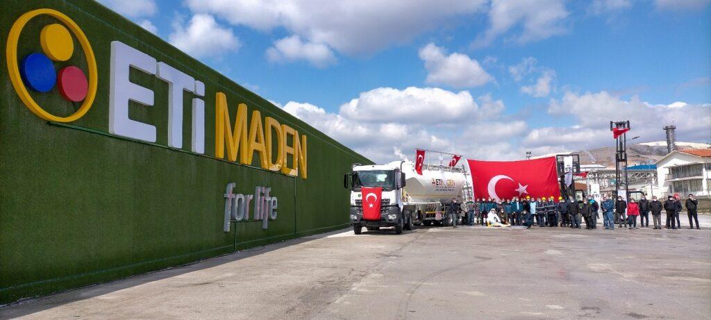 Eti Maden - Turkish Chemical State Company